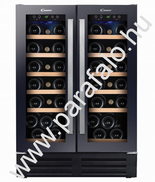 CANDY CCVB 30 × beépíthető borhűtő × Beépíthető borhűtő