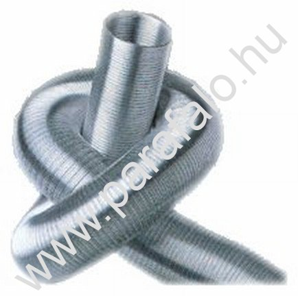 Flexibilis Alumínium cső D 127mm L 3m