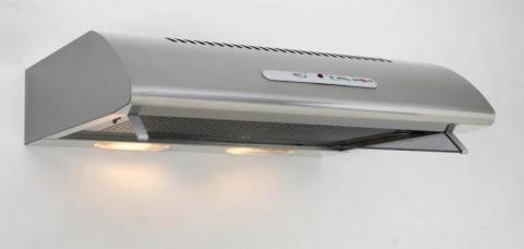 OLYMPIA 500/320 Silver Hagyományos páraelszívó