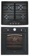 WHIRLPOOL AKM 528 NA - AKP 288 NA Rusztikus beépíthető sütő gázfőzőlap szett