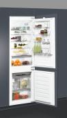 WHIRLPOOL ART 6503/A+ Beépíthető kombinált hűtő