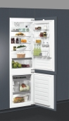 WHIRLPOOL ART 6611/A++ Beépíthető kombinált hűtő