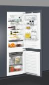 WHIRLPOOL ART 6711/A++ SF Beépíthető kombinált hűtő