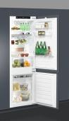 WHIRLPOOL ART 8811/A++ Beépíthető kombinált hűtő