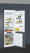 WHIRLPOOL ART 890/A++/NF Beépíthető kombinált hűtő