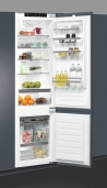 WHIRLPOOL ART 9811/A++ SF Beépíthető kombinált hűtő