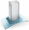 FALMEC ASTRA GLASS ISOLA 600/1000 Sziget p�raelsz�v� inox