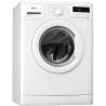 WHIRLPOOL AWO/C 7340 Elöltöltős mosógép fehér
