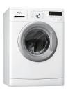 WHIRLPOOL AWSX 63213 Keskeny elöltöltős mosógép fehér/ezüst/inox