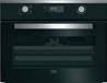 BEKO BCE-18300XP Kompakt sütő fekete/inox