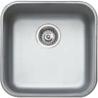 TEKA BE 40.40 (20) Pult alá építhető mosogatótálca inox