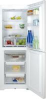 INDESIT BIAA 12P Alulfagyasztós kombinált hűtő fehér