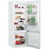 WHIRLPOOL BLF 5001 W Alulfagyasztós kombinált hűtő fehér