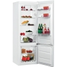 WHIRLPOOL BLF 5121 W Alulfagyasztós kombinált hűtő fehér