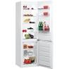 WHIRLPOOL BLF 7121 W Alulfagyasztós kombinált hűtő fehér