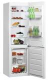 WHIRLPOOL BSNF 8101 W Alulfagyasztós kombinált hűtő fehér