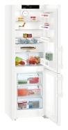 LIEBHERR C 3425 Alulfagyasztós kombinált hűtő fehér