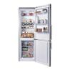 CANDY CCBS 6184 XH/1 Alulfagyasztós kombinált hűtő inox/ezüst