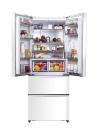 CANDY CCMN 7182 W Alulfagyasztós kombinált hűtő fehér