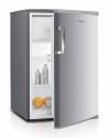 CANDY CCTOS 544 XH Hűtőszekrény fagyasztóval inox/ezüst