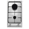 CANDY CDG 32/1 SPX Beépíthető dominó gázfőzőlap inox