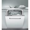 CANDY CDIM 6766 Teljesen beépíthető mosogatógép