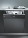 CANDY CDS 1LS38B Kezelőszervig beépíthető mosogatógép fekete