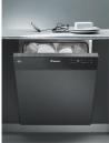 CANDY CDSM 2D62B Kezelőszervig beépíthető mosogatógép fekete