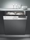 CANDY CDSM 2D62X Kezelőszervig beépíthető mosogatógép inox
