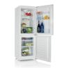CANDY CFM 2050/1 E Alulfagyasztós kombinált hűtő fehér