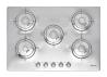 CANDY CFX 75 Beépíthető gázfőzőlap inox