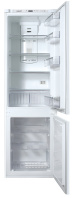 CATA CI 54077 Beépíthető kombinált hűtő