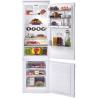 CANDY CKBBS 184 FT Beépíthető kombinált hűtő