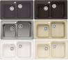 BLANCO CLASSIC 8 Mosogat�t�lca antracit, palasz�rke, alumet�l, feh�r, j�zmin, pezsg�, sand, tartufo, k�v�