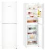 LIEBHERR CN 4213 Alulfagyasztós kombinált hűtő fehér