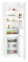 LIEBHERR CNP 4813 Alulfagyasztós kombinált hűtő fehér