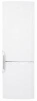 BEKO CSA 31022 Alulfagyasztós kombinált hűtő fehér