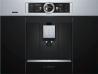 BOSCH CTL636ES6 Beépíthető kávéfőzőgép inox/fekete
