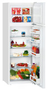 LIEBHERR CTP 2921 Felülfagyasztós kombinált hűtő fehér