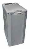 CANDY CVST GP382DMS-S Felültöltős mosógép ezüst