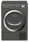 BEKO DE 8434 RX0M Hőszivattyús szárítógép manhattam grey