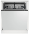 BEKO DIN-26220 Teljesen beépíthető mosogatógép