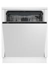 BEKO DIN 28430 Teljesen beépíthető mosogatógép
