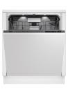 BEKO DIN 28431 Teljesen beépíthető mosogatógép
