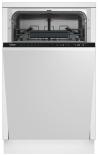 BEKO DIS-26010 Teljesen beépíthető mosogatógép