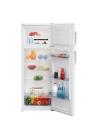 BEKO DSA 240 K21W Felülfagyasztós kombinált hűtő fehér