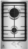 ELECTROLUX EGG 3322 NVX Beépíthető dominó gázfőzőlap inox
