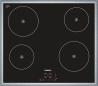 SIEMENS EH645BA18E Beépíthető indukciós főzőlap fekete