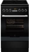 ELECTROLUX EKC54552OK Üvegkerámia lapos tűzhely fekete