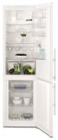 ELECTROLUX EN 3853 MOW Alulfagyasztós kombinált hűtő fehér